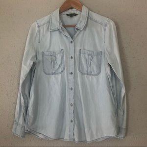 Express Chambray Shirt